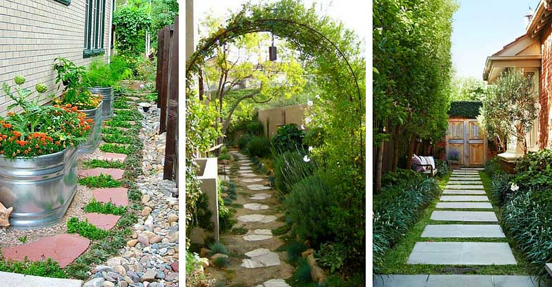5 Tips On Side Yard Gardens You Need To Know #gardens #gardenideas #landscaping #homedecor #decorhomeideas