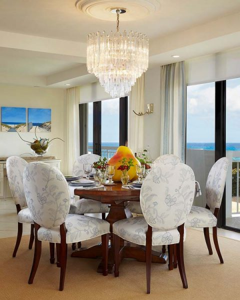 Exquisite dining room