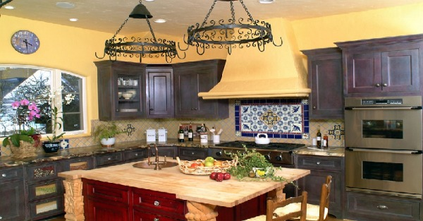 How to Design a Mediterranean Kitchen