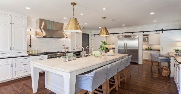 2015: Hot Kitchen Design Trends