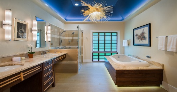 2015: Hot Bathroom Design Trends