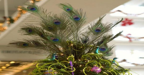 Beautifully Unusual Christmas Tree Toppers