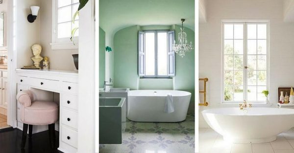 Spring 2016: Bathroom Color Schemes
