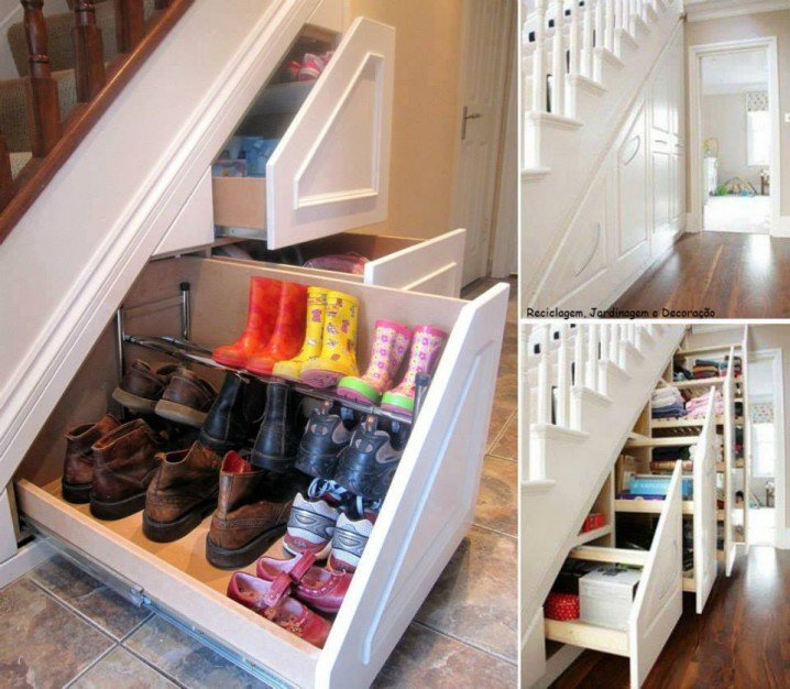 Creative Shoe Storage Ideas That Will Blow Your Mind #shoes #homedecor #diy #storage #organize #homedecor #decoratingideas #shoes #decorhomeideas