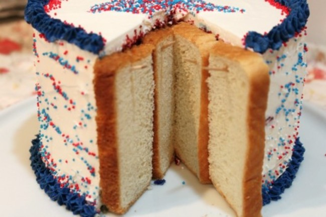Tips for fresh cake #storage #food #tips #kitchen #decorhomeideas