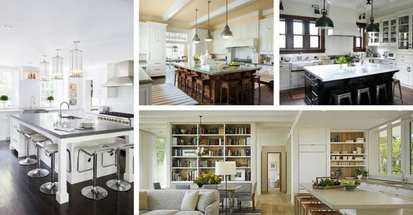 21 Kitchen Islands With Seating You'll Never Stop Dreaming Of