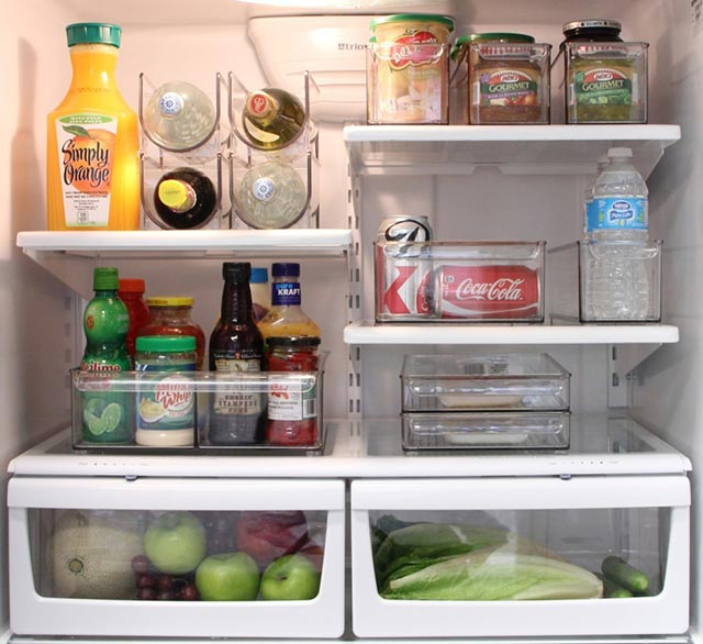 Refrigerator storage tips #storage #food #tips #kitchen #decorhomeideas