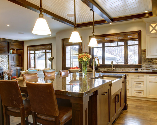Traditional kitchen island #kitchen #furniture #interiordesign #kitchenisland #seating #homedecor #decorhomeideas