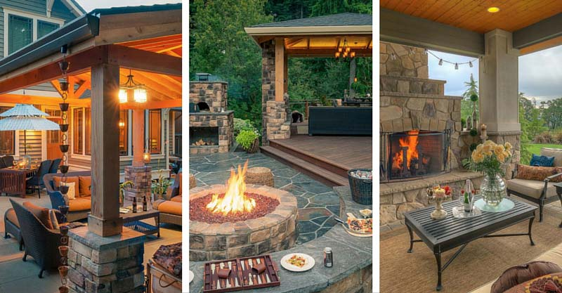 12 backyard patio design ideas amazing