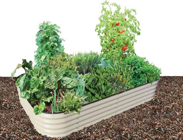 Stylish planter #garden #raisedbed #planters #diy #landscaping #flower #vegetables #guide #decorhomeideas