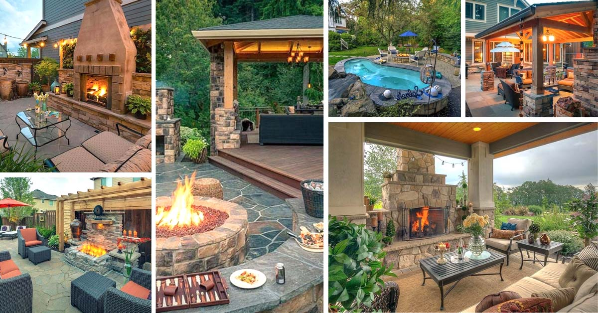 Over-The-Top Patio Designs
