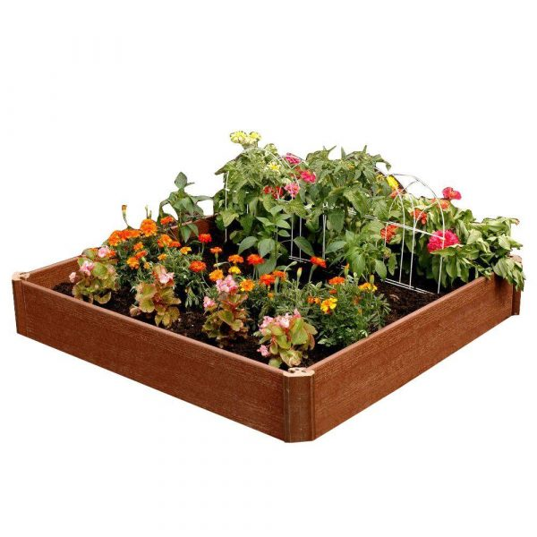Raised Garden Bed #garden #raisedbed #planters #diy #landscaping #flower #vegetables #guide #decorhomeideas