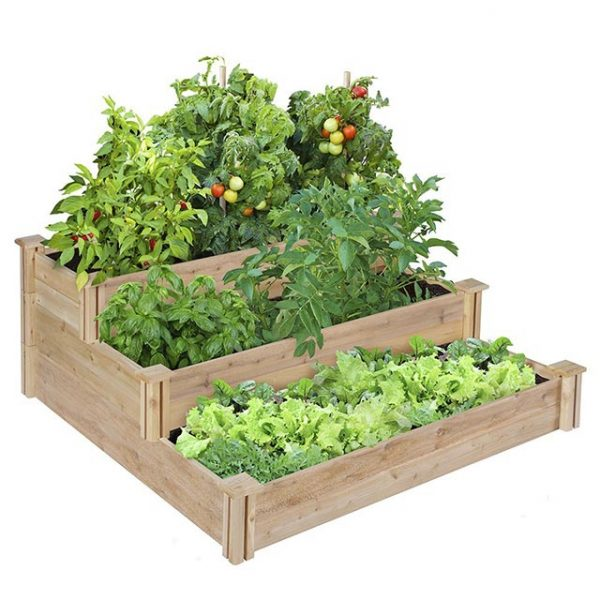 Perfect for organic gardens! #garden #raisedbed #planters #diy #landscaping #flower #vegetables #guide #decorhomeideas