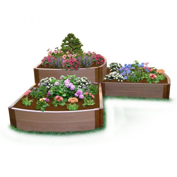 Functionality and appeal #garden #raisedbed #planters #diy #landscaping #flower #vegetables #guide #decorhomeideas
