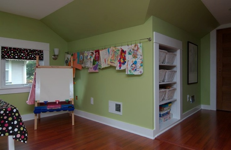Kids playroom in the wall storage #diy #storage #organization #organize #decoratingideas #homedecor #decorhomeideas