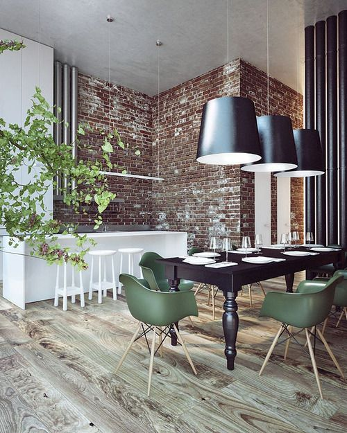 Dining room Scandinavian interior #homedecor #design #interiordesign #scandinavian #decoratingideas #decorhomeideas