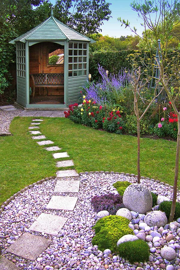 Lovely garden path decoration idea #gardens #gardening #gardenideas #gardeningtips #decorhomeideas