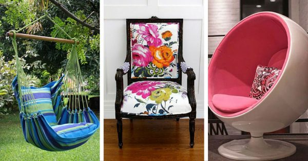 12 Amazing Chairs To Leave You Speechless