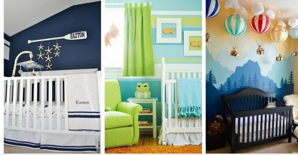 12 Awesome Boy Nursery Design Ideas You Will Love!
