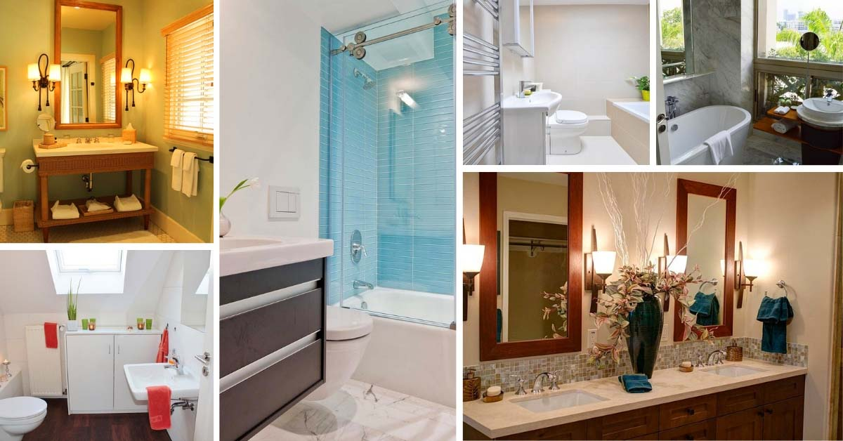 Reasons Why Small Bathroom Is Best
