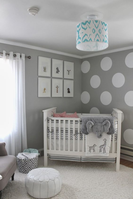 Baby boy nursery decoration idea #nurseryideas #nurserydecor #homedecor #design #interiordesign #decoratingideas #decorhomeideas