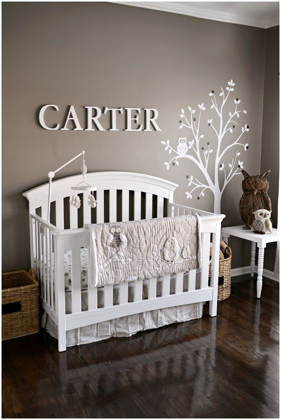 12 Awesome Boy Nursery Design Ideas You Will Love! - Decor Home Ideas