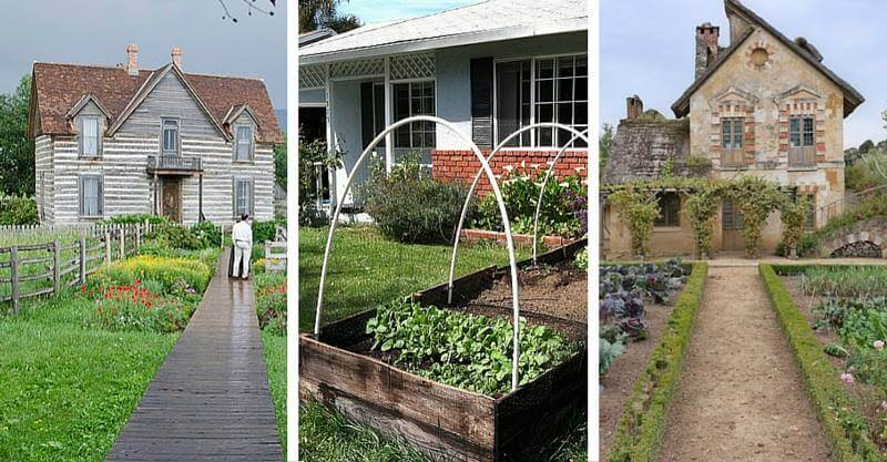 front yard gardens - Front Yard Vegetable Garden Ideas
