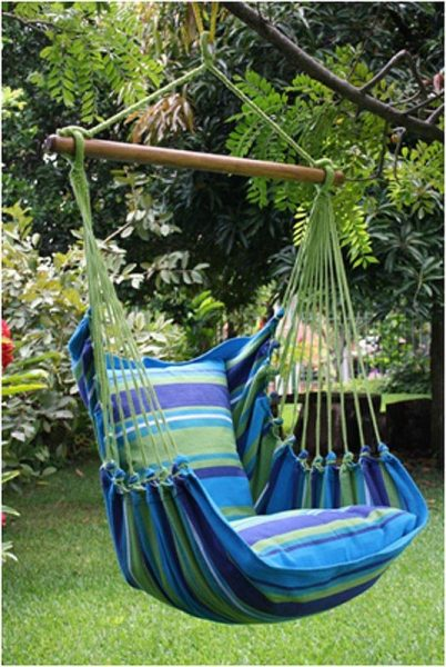 Hammock chair idea #chair #furniture #homedecor #decoratingideas #diy #decorhomeideas