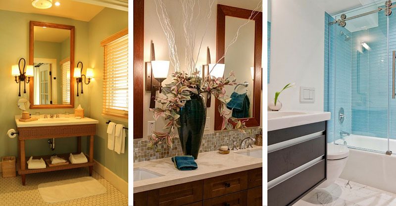 10 Undeniable Reasons Why a Small Bathroom Is Best