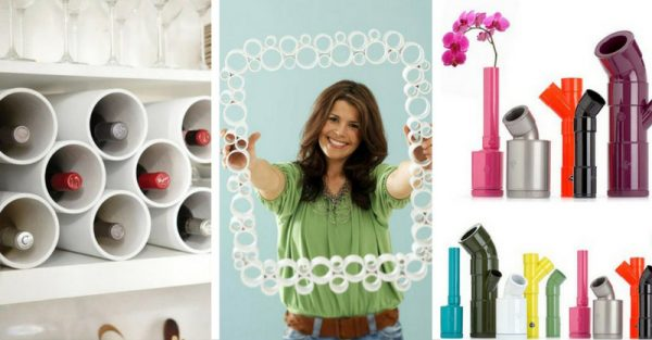 20 Creative PVC Pipe Ideas Anyone Would Use!