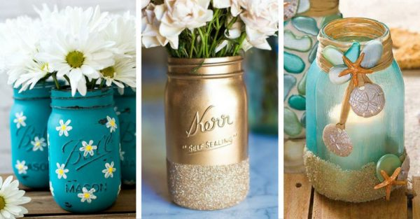 27 Awesome Recycled Jars Ideas For Every Home!