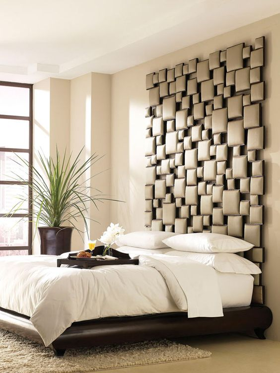 Amazing headboard bed style #headboard #bedroom #homedecor #decoratingideas #decorhomeideas