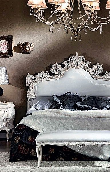 Elegant white headboard style #headboard #bedroom #homedecor #decoratingideas #decorhomeideas