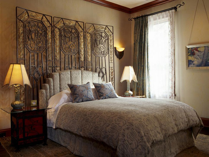 Extravagant headboard idea #headboard #bedroom #homedecor #decoratingideas #decorhomeideas