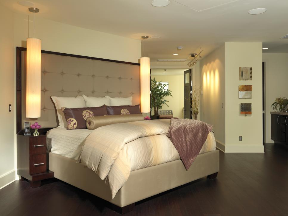 Neutral color headboard idea #headboard #bedroom #homedecor #decoratingideas #decorhomeideas