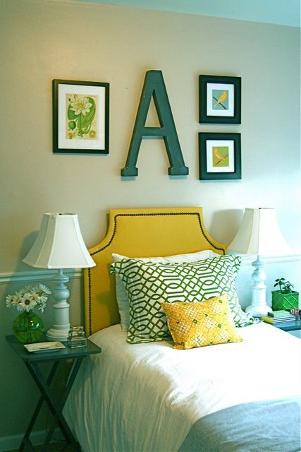 Vintage yellow headboard design #headboard #bedroom #homedecor #decoratingideas #decorhomeideas
