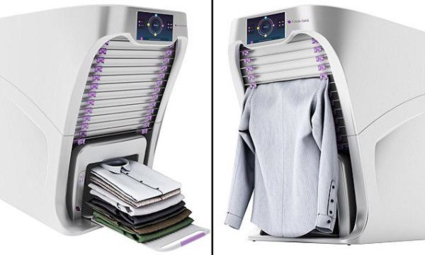 $700 Robot Can Fold Your Laundry In Less Than a Minute