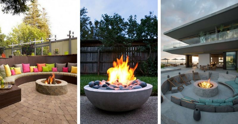 15 amazing fire pits to dream for