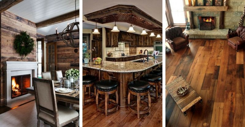 15 rustic accents to bring warmth to your home