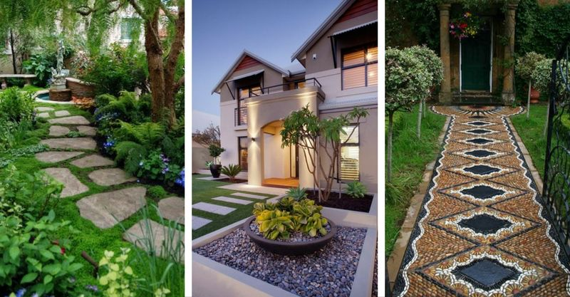 15 garden decorating ideas with rocks and stones