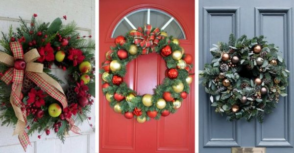 20 Festive Christmas Wreaths You Will Love To Have!