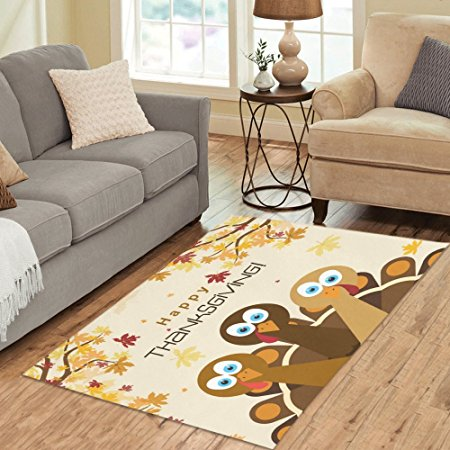 Carpet with Thanksgiving decor #thanksgiving #falldecor #falldecorideas #festive #homedecor #decoratingideas #pumpkin #fall #decorhomeideas