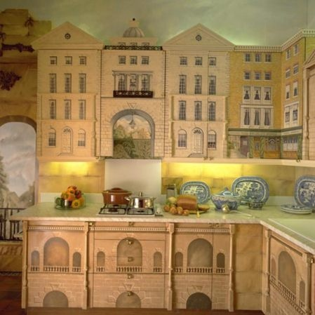 City view kitchen