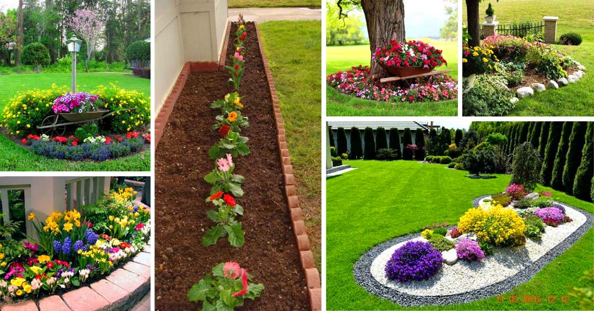 21 Awesome Garden Ideas For Small Flowers | Decor Home Ideas