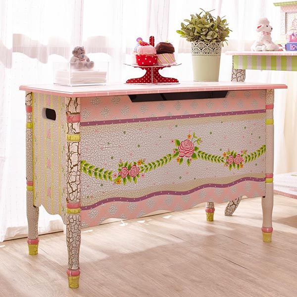 Storage Chest for Toys #toystorage #storage #chest #decorhomeideas