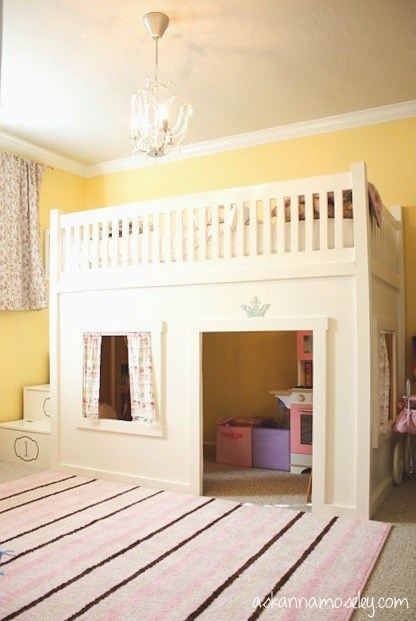 Toys storage for a princess bedroom #toystorage #storage #princess #decorhomeideas