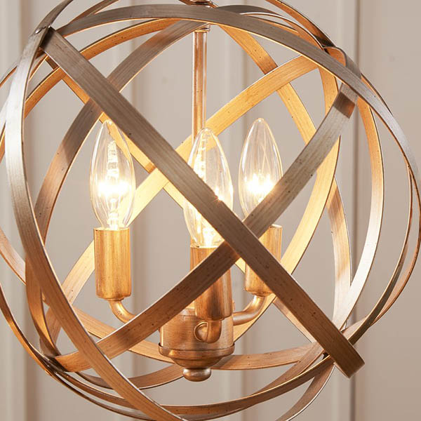 4-Light Globe Pendant #farmhousependant #farmhouse #pendant #farmhhousedecor #decorhomeideas