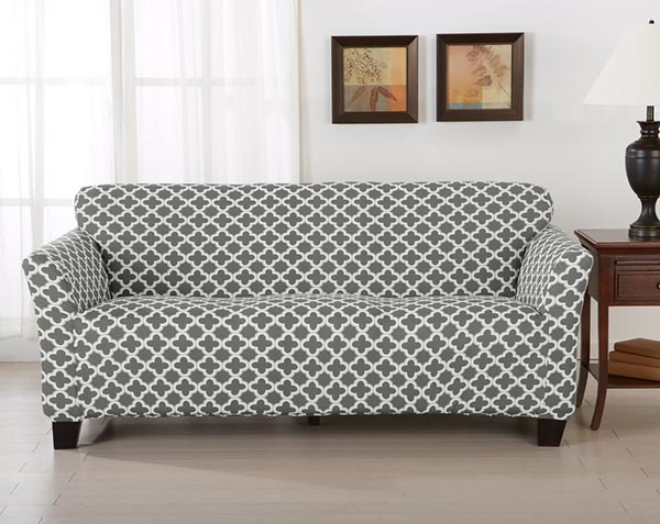 7 Awesome Wayfair Sofa Slipcovers Brenna #slipcover #sofa #wayfair #couch #decorhomeideas