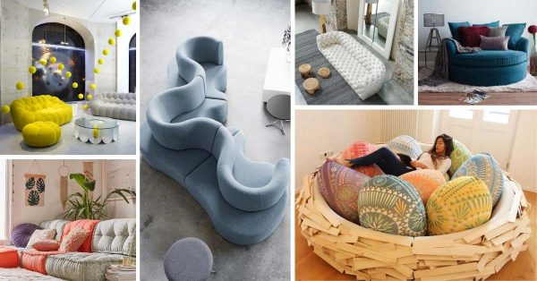 Terrific 12 Creative And Unforgettable Sofa Designs You Will Love Pdpeps Interior Chair Design Pdpepsorg