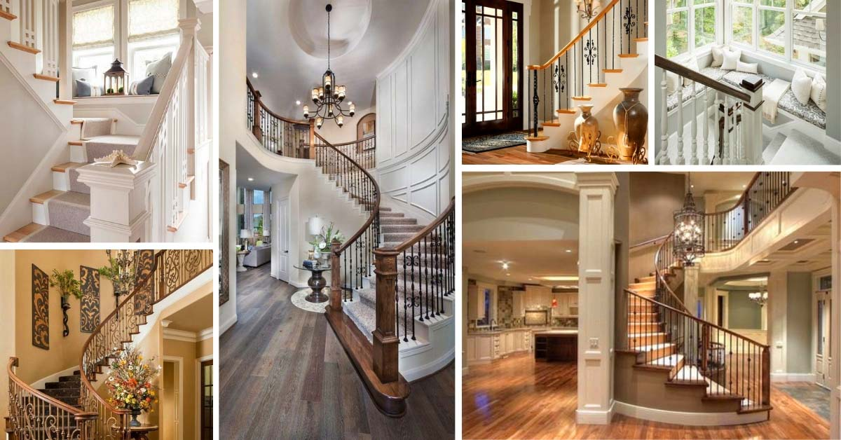 Best Staircase Ideas and Designs